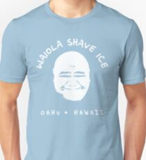 Waiola Shave Ice (White) T-Shirt