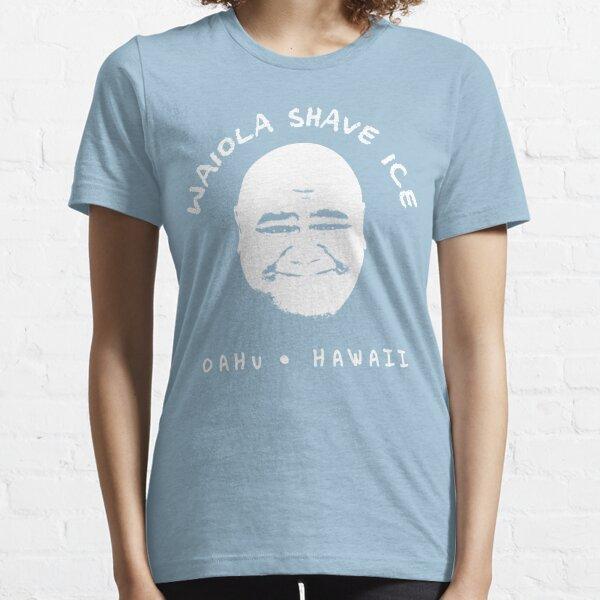 Waiola Shave Ice (Weiß) Essential T-Shirt
