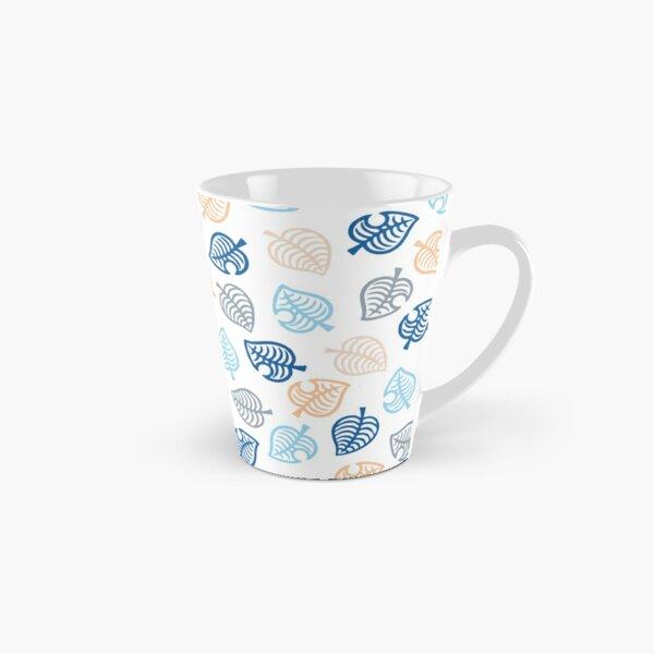 Animal Motif Bleu Mug long