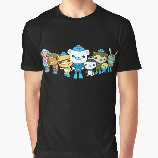 The Octonauts Graphic T-Shirt