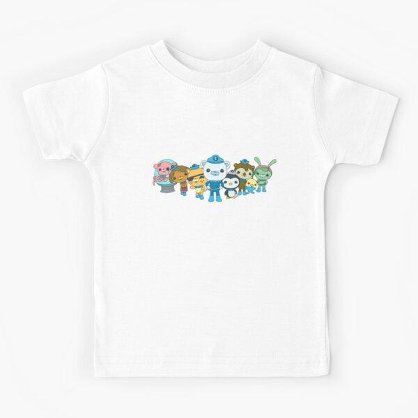 The Octonauts Kids T-Shirt