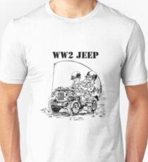WW2 jeep T-Shirt