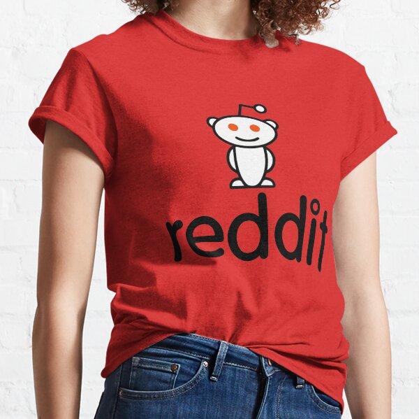 Reddit Snoo Classic T-Shirt