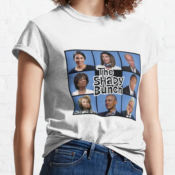 The Shady Bunch Classic T-Shirt
