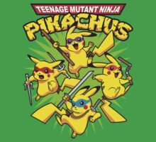 Teenage Mutant Ninja Pikachus | Unisex T-Shirt
