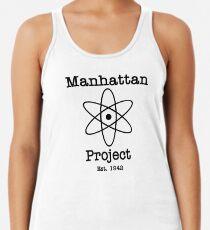 Camiseta de tirantes para mujer Proyecto Manhattan