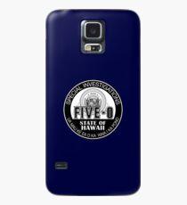 Hawaii Five-O Special Investigator Shield Case/Skin for Samsung Galaxy