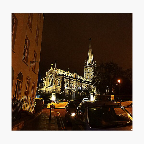 The Cathedral Photographic Print