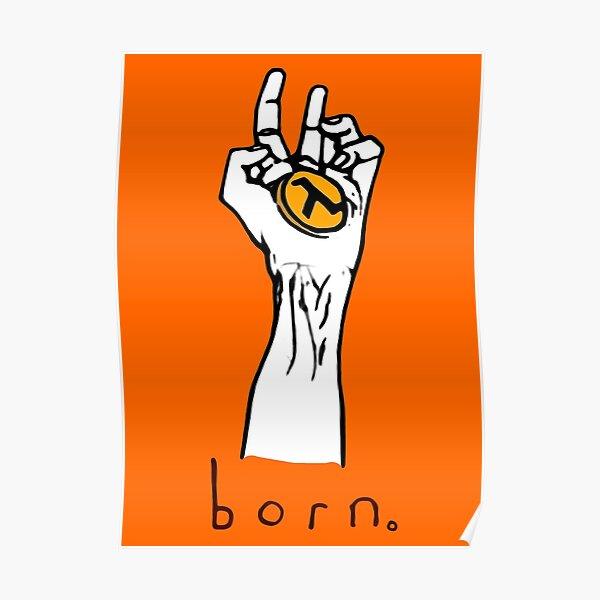 Born HL2 Poster