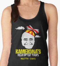 Kamekona's Helicopter Tours Women's Tank Top