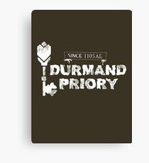 Durmand Priory Canvas Print