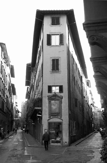 A Corner of Florence by Susan Segal