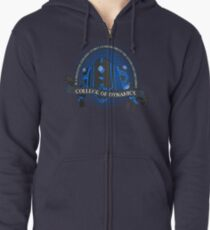 College of Dynamics v2 Zipped Hoodie
