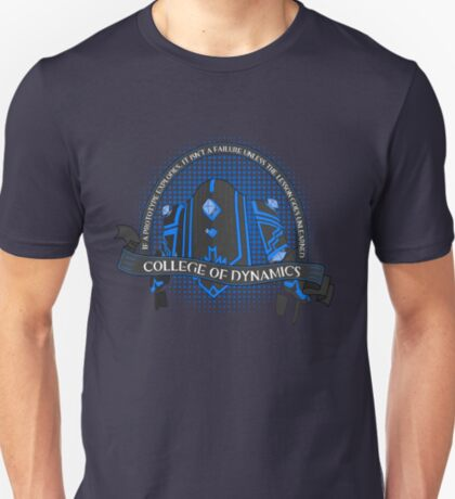 College of Dynamics v2 T-Shirt