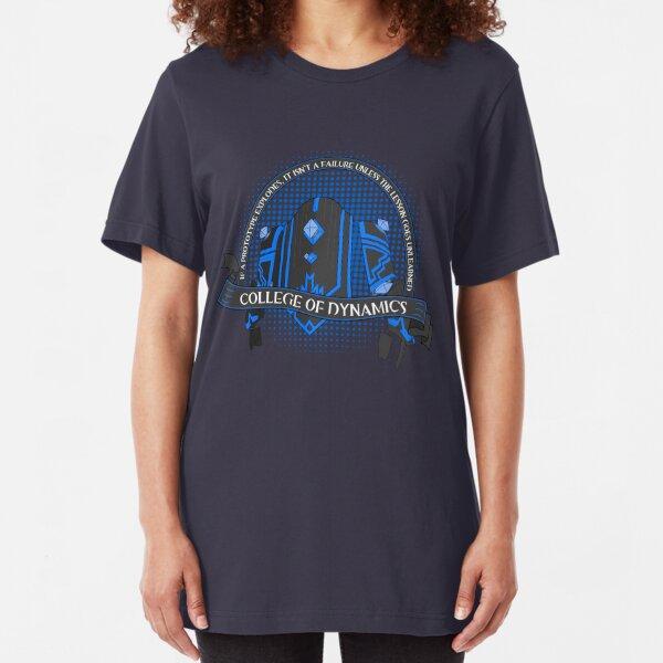 College of Dynamics v2 Slim Fit T-Shirt