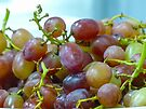Grapes by FrankieCat