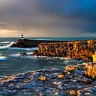 Cape Dombey Light by John Sharp