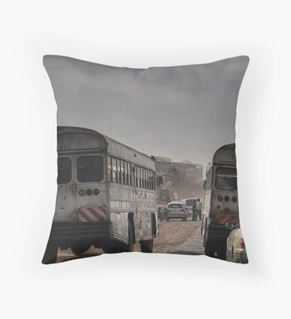Nairobi: Throw Pillows Redbubble