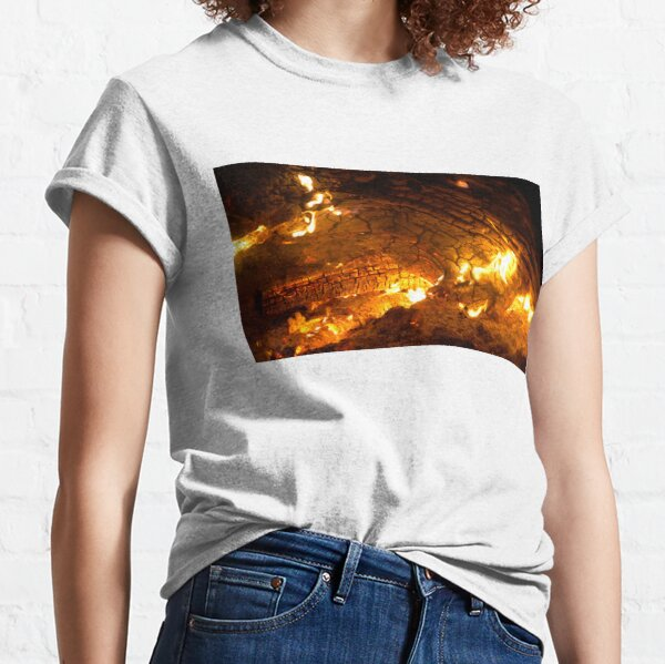 When your Hot by Avril Thomas,  South Australian artist  Classic T-Shirt