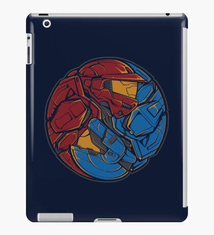 The Tao of RvB - Ipad Case iPad Case/Skin