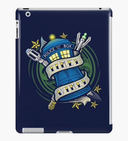 Timey Wimey - Ipad Case iPad Case/Skin