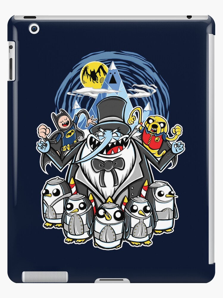 Penguin Time - Ipad Case by TrulyEpic
