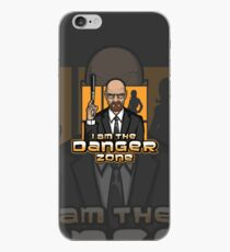 I am The Danger Zone iPhone Case