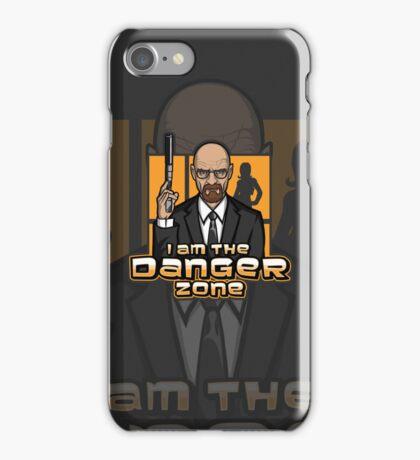 I am The Danger Zone iPhone Case/Skin