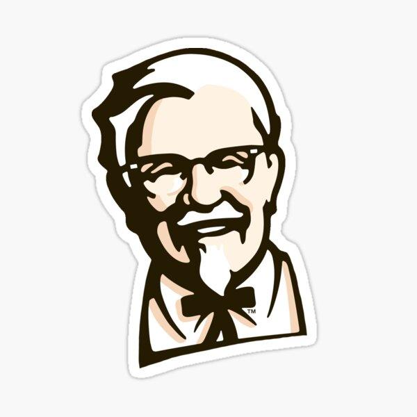 Fried Chicken Sticker