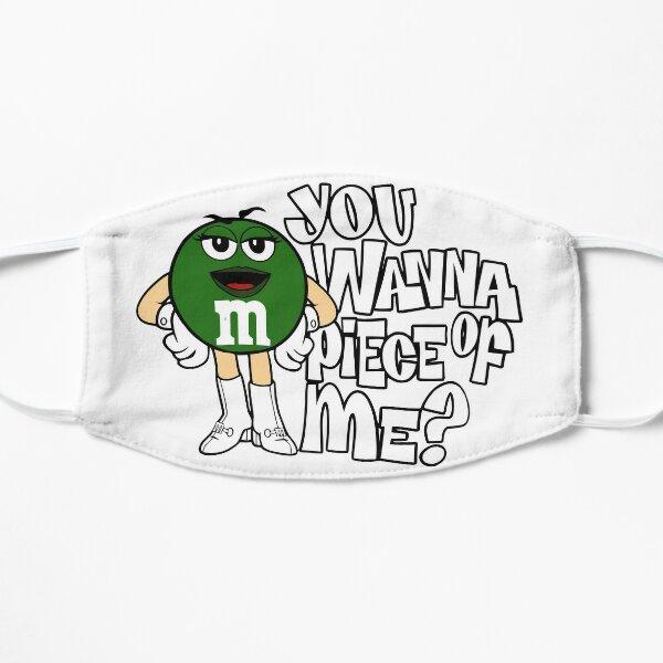 M&M Green Classic. Mask