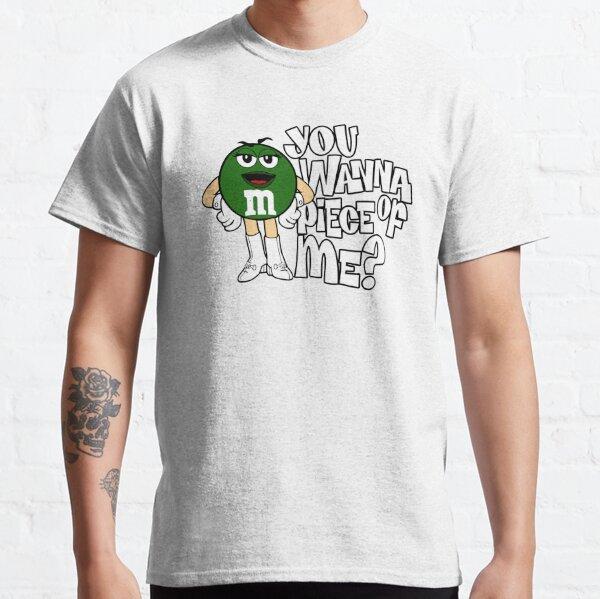 M&M Green Classic. Classic T-Shirt