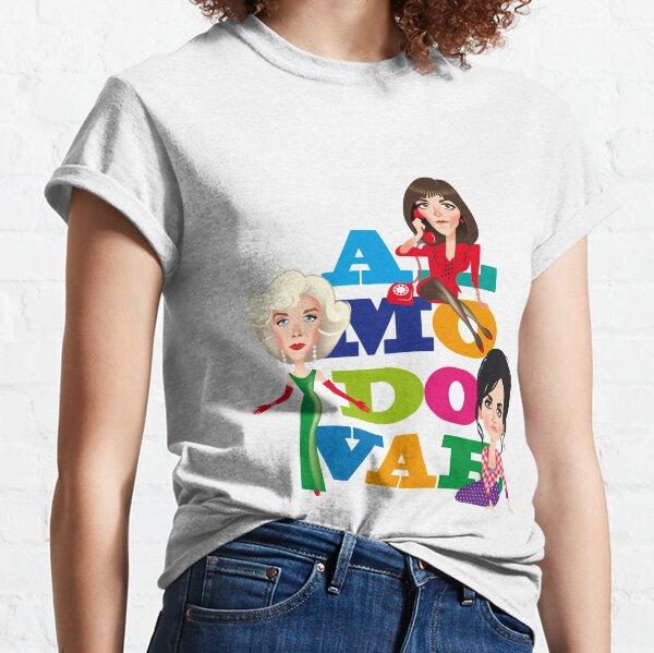 Chicas Almodóvar Classic T-Shirt