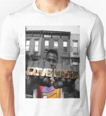 Camiseta ajustada Radio Raheem - Amor y Odio