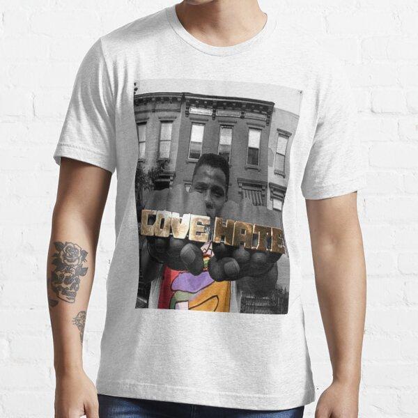 Radio Raheem - Love & Hate  Essential T-Shirt