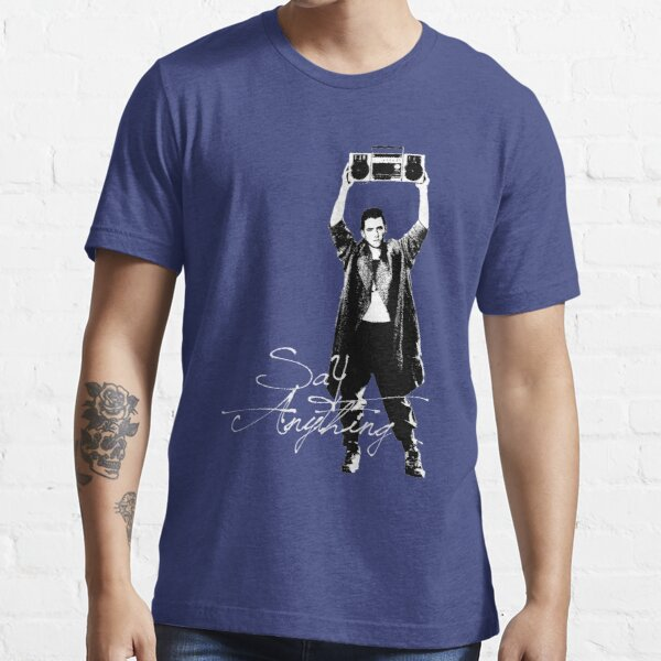 Say Anything - Dobler Essential T-Shirt
