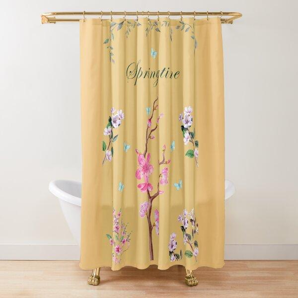 Beautiful Springtime 2 Shower Curtain