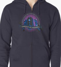 College of Dynamics Zipped Hoodie