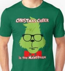 Hipster Grinch 2 T-Shirt