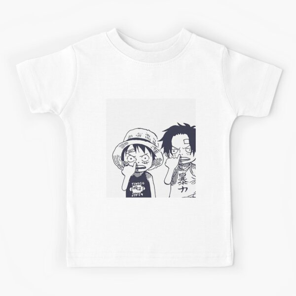 Luffy & Ace  T-shirt enfant