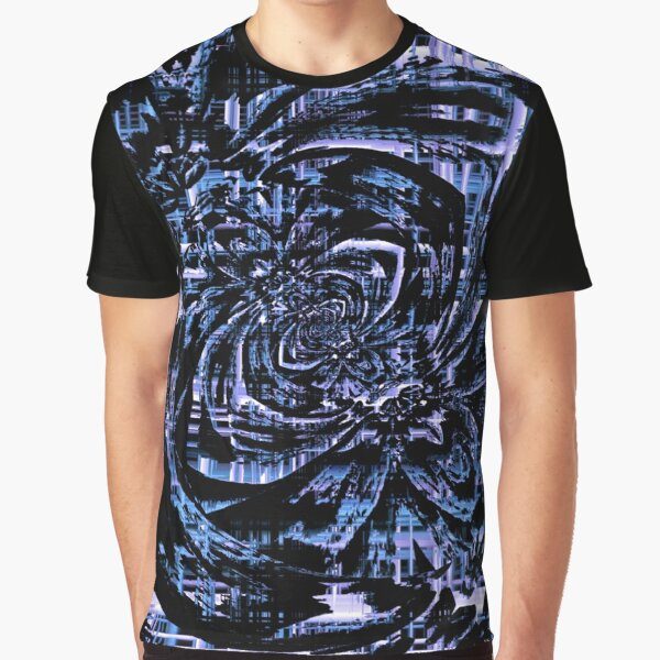 Fractal Madness  Graphic T-Shirt