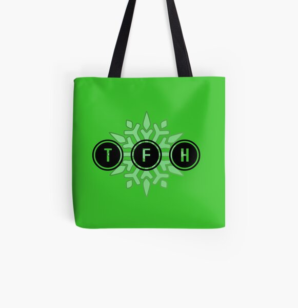 TFH Brand - snowtribe All Over Print Tote Bag