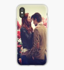 amy and the doctor  iPhone Case