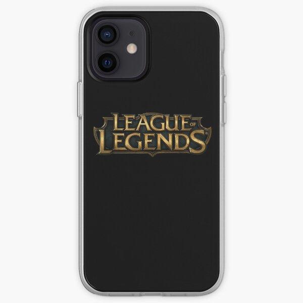 League of Legends Coque souple iPhone