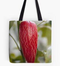 Variegated Chilli Tote Bag