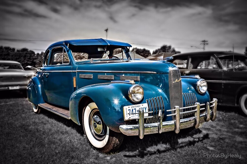 1940 Lasalle 2-door Coupe by PhotosByHealy