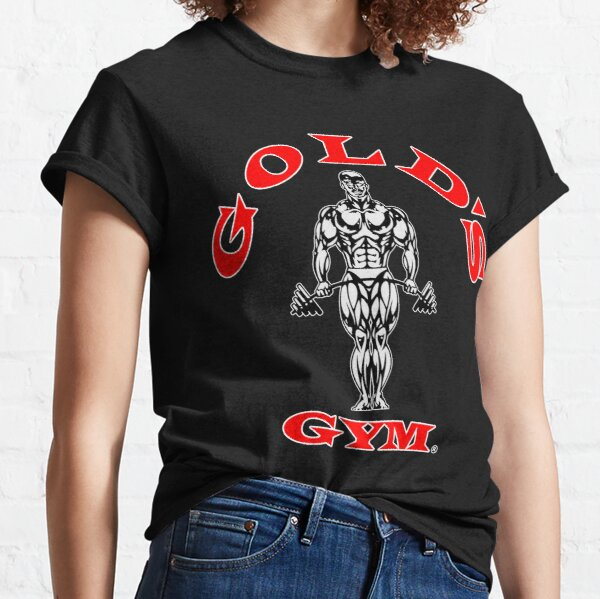 Gold's Gym Red Classic T-Shirt