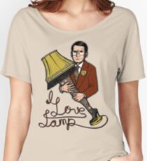 I Love Lamp!! Women's Relaxed Fit T-Shirt