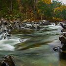 Cossatot River by Chris Ferrell
