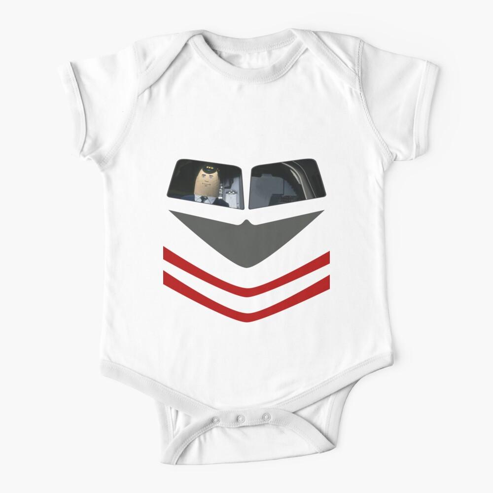 Otto Pilot - Airplane! Baby One-Piece