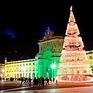 Christmas 2013 in Lisbon by terezadelpilar ~ art & architecture